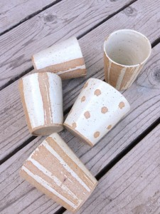 wax-cups