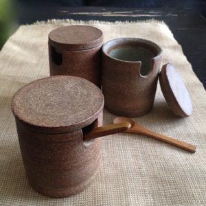 sugar-pot