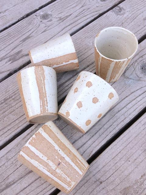wax cups